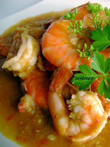 Assam Sambal Udang