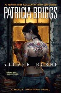 Silver Borne cover