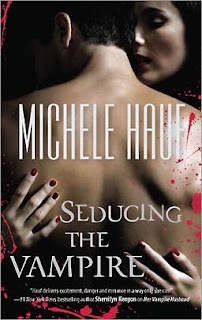 Seducing the Vampire cover
