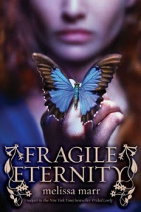 Fragile Eternity cover