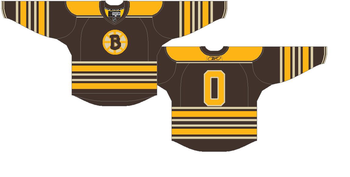 Boston Bruins Paint Colors