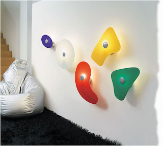 Bit Series Wall Sconces by Foscarini