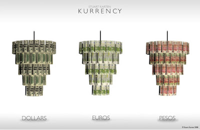 Kurrency Chandelier Collection
