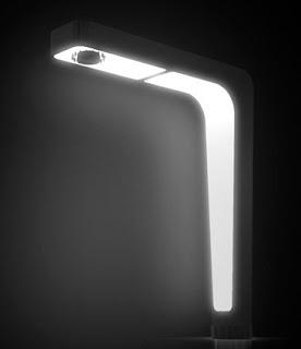 Spot Illuminated Faucet by Ndwelt