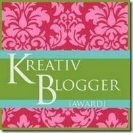 A blog award!