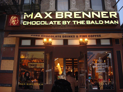 The Passionate Foodie Max Brenner