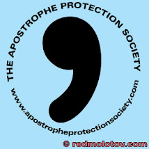 Protect the Apostrophe