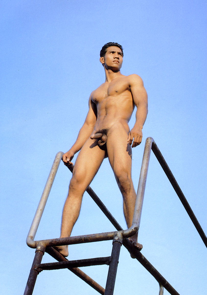 Nude Asian Boy