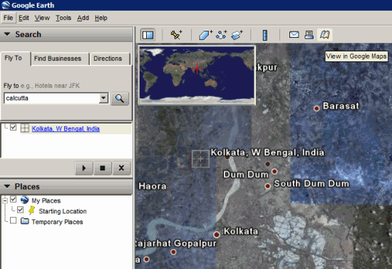 Google Earth 4.1最新更新
