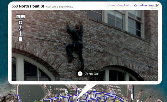 google maps funny things. google maps funny street view.