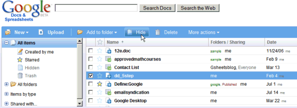 More Sorting Options In Google Docs - How to start a google doc
