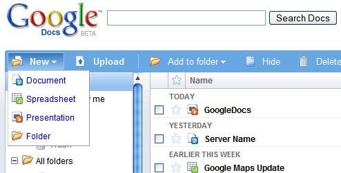 editing with google docs pdf