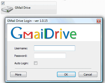 When applications like gmail drive switch to oauth authentication