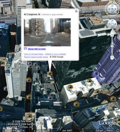 Google Планета Земля 5.0 2009/Rus