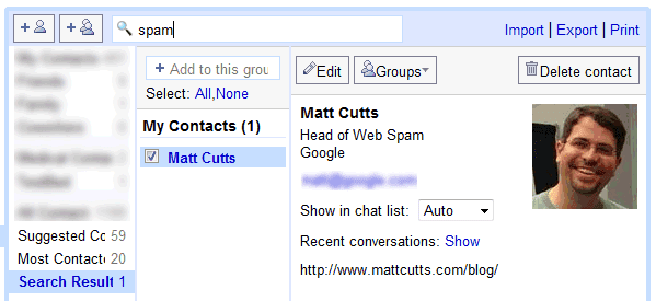 How to see all of your contacts on Gmail - Quora