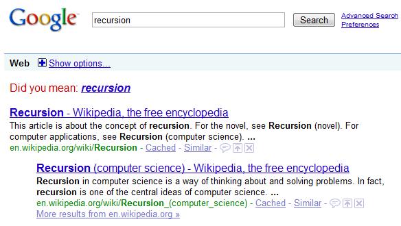 http://1.bp.blogspot.com/_ZaGO7GjCqAI/SmiDu4VrhdI/AAAAAAAAQqA/cVQ3EI34zZ0/s640/google-recursion.png