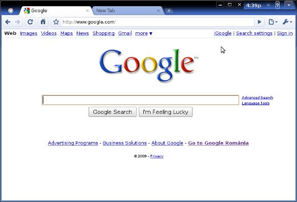 Chrome OS, an Extended Google Chrome