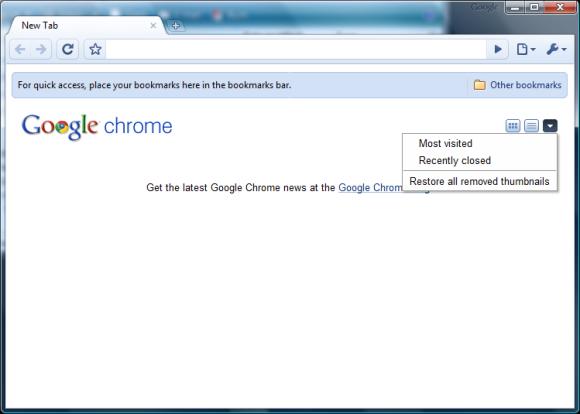 Newtab Chrome - фото 5