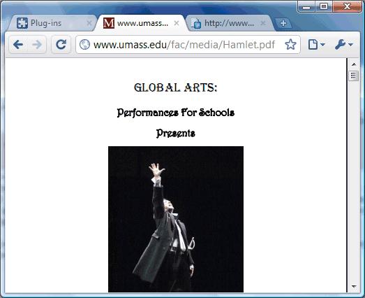can't  pdf files chrome