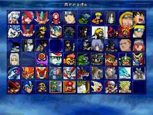 una imagen de los personajes