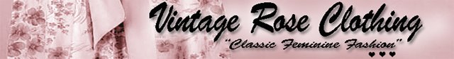 Vintage Rose Clothing