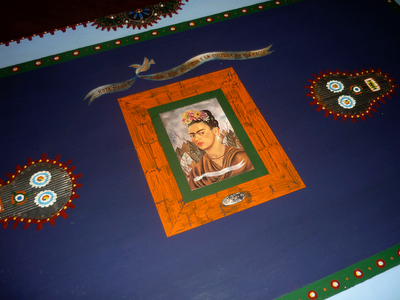 Ona FilloyCajun Coffee Table, Cajun furniture,Frida Kahlo, Mexican style coffee table@onafilloy