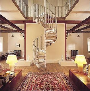 Escaleras de aluminio metalicas escaleras de madera - Escaleras de caracol metalicas ...