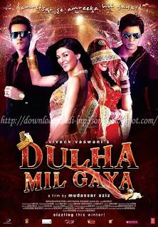 Dulha Mil Gaya Hindi Movie Mp3 Songs