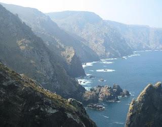 Acantilados de Cabo Ortegal - Cariño