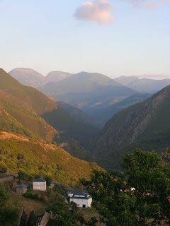 Sierra de Os Ancares Galicia