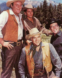 BONANZA - los Cartwright