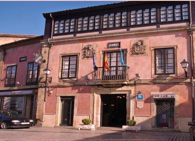 Hotel Carlos I, Villaviciosa de Asturias