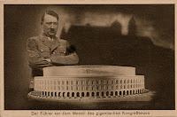 Hitler y nefertiti Fuhrerkongresshall