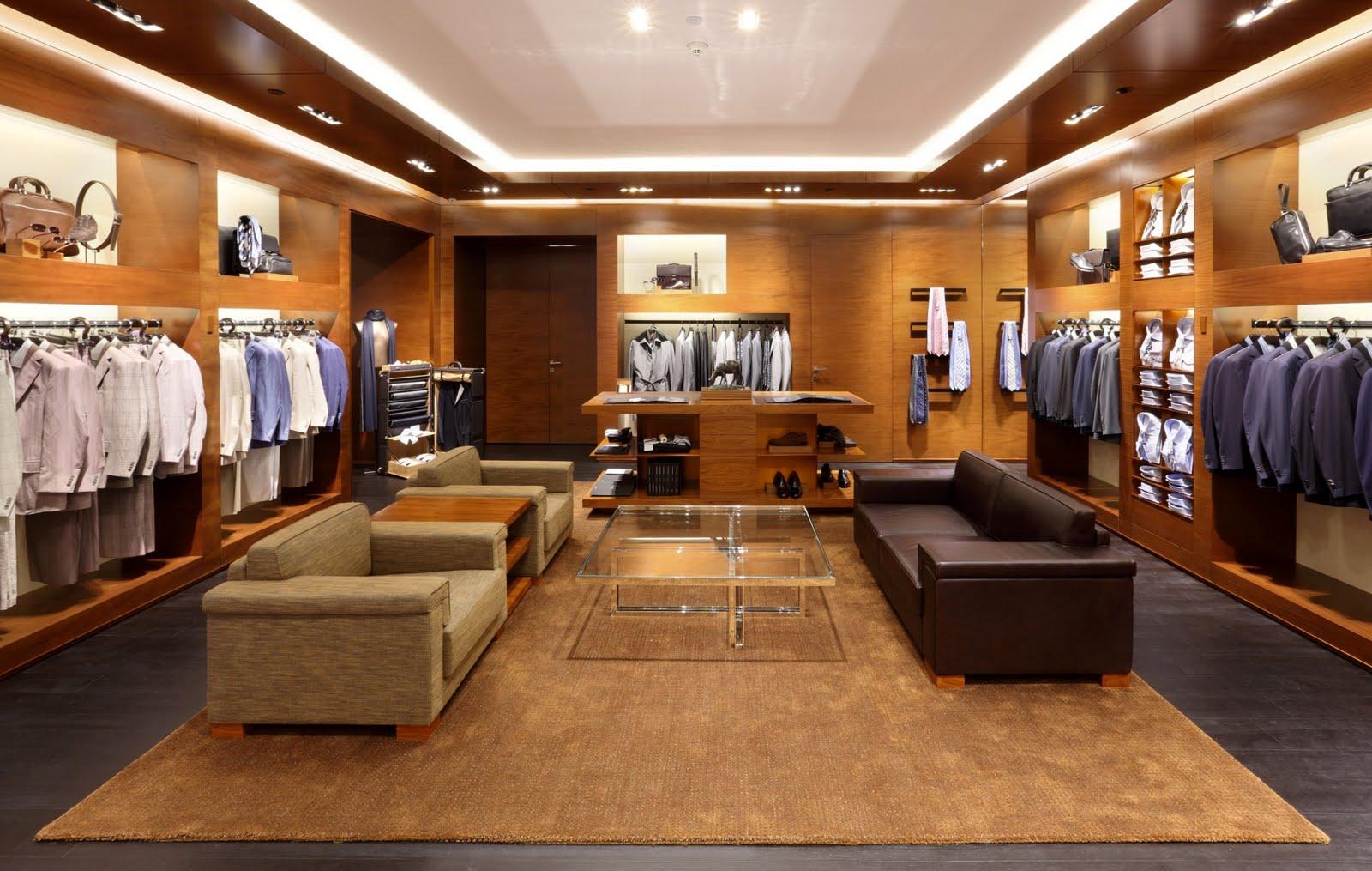 c6285e7a5aa11 Ermenegildo Zegna Shanghai Global Store - Designed by Architect Peter Marino