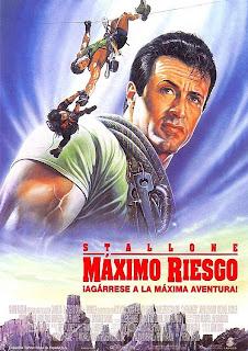 Máximo Riesgo Poster
