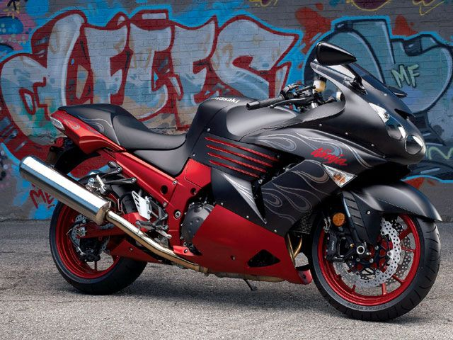 Harga Motosikal di Malaysia: Kawasaki Ninja ZX-14