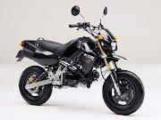 Kawasaki KSR110. Enjin: 110cc, 4lejang, 1silinder; Transmisi: 4 kelajuan