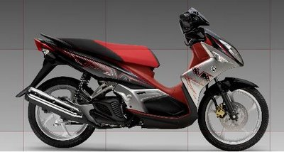 Yamaha Nouvo Lc Specification