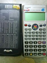 美化后的calculator...=P