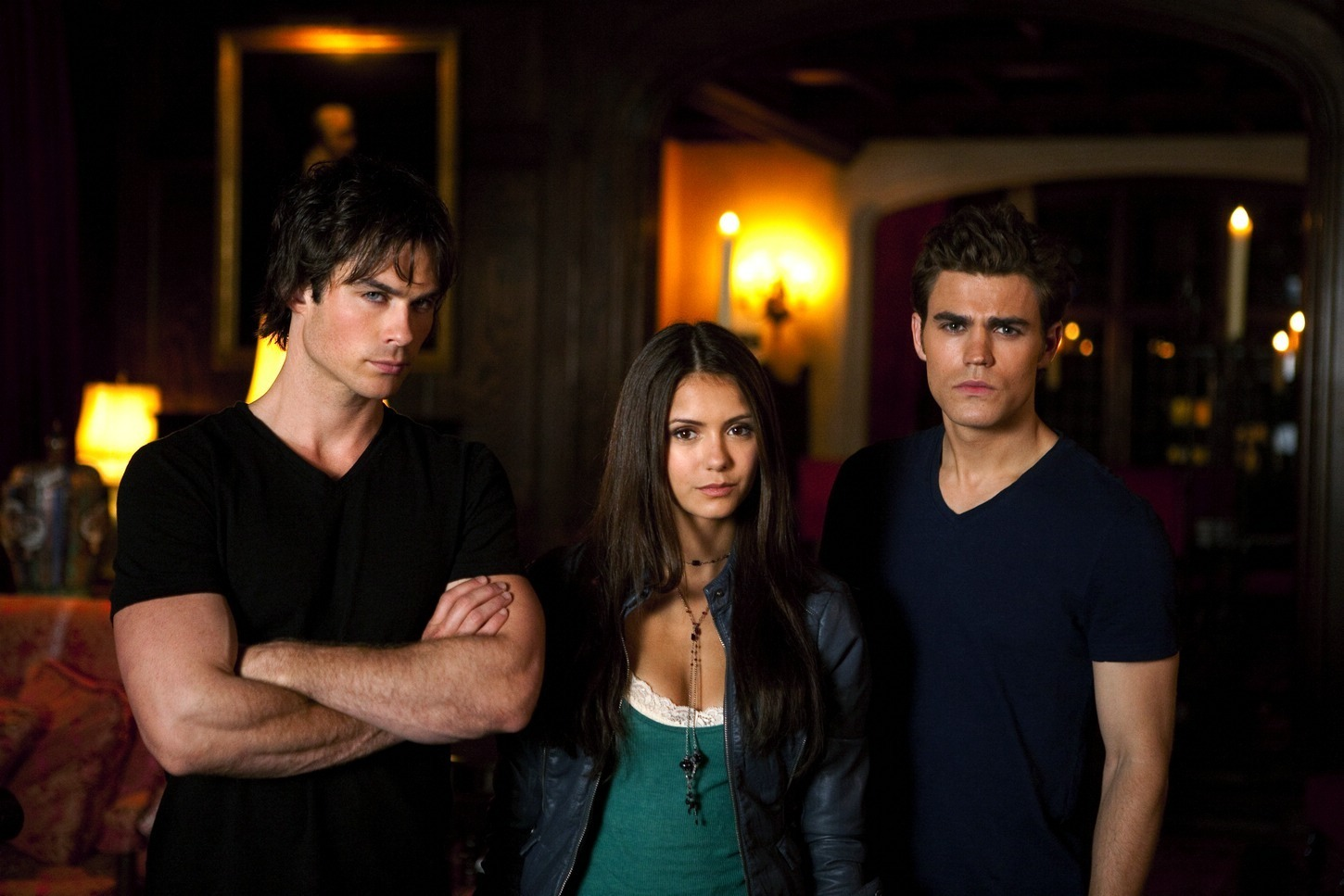 The Vampire Diaries TV Show Images Icons Wallpapers  - the vampire diaries tv series wallpapers