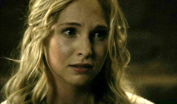 Elena & Stefan and Katherine & Mason's double love scene: Is Nina the