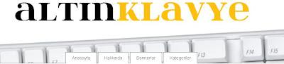 Altın Klavye Kültür-Sanat Blogları 1.si