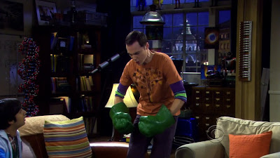 Nesin sen Sheldon?