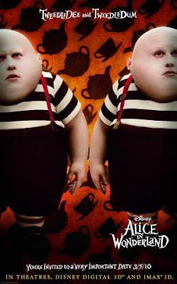 Alice in Wonderland'in müzikleri belli oldu!