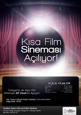 Türkiye'nin İlk Kısa Film Sineması!