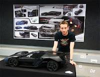 Lamborghini'den yeni bir tasarım!