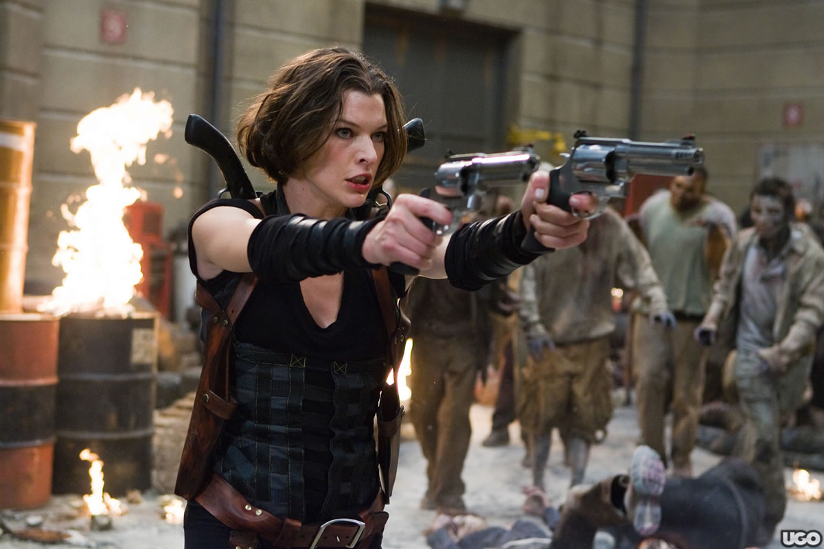 Resident Evil 4 : Afterlife full izle, film izle