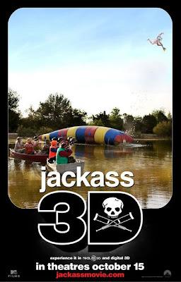 Jackass 3D Afişleri