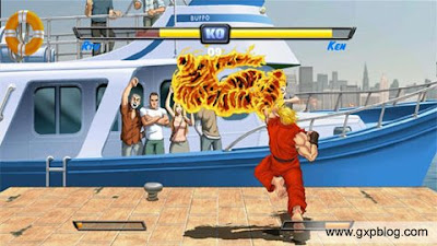 Street fighter 2 HD Xbox 360