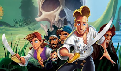 The Secret of monkey island special edition xbox 360 800 ms points